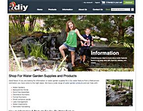 DIY Water Gardening